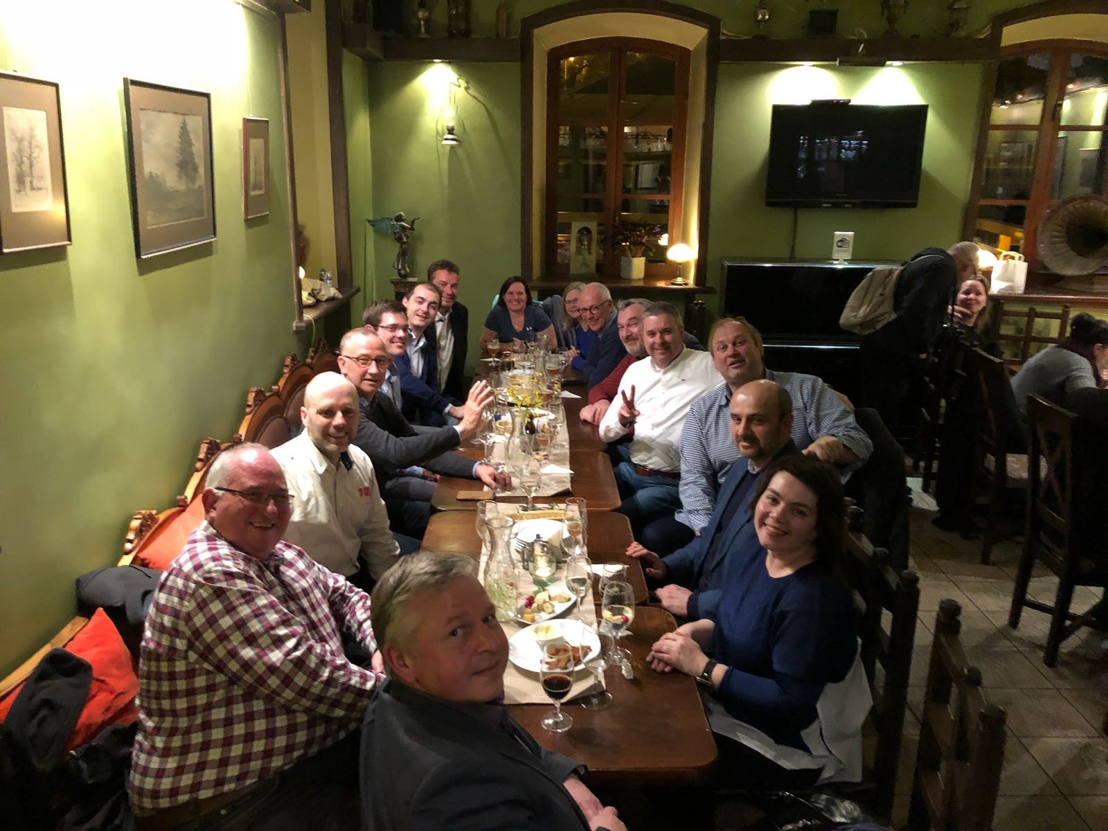 ETIM TC enjoys Lithuanian hospitality in Vilnius