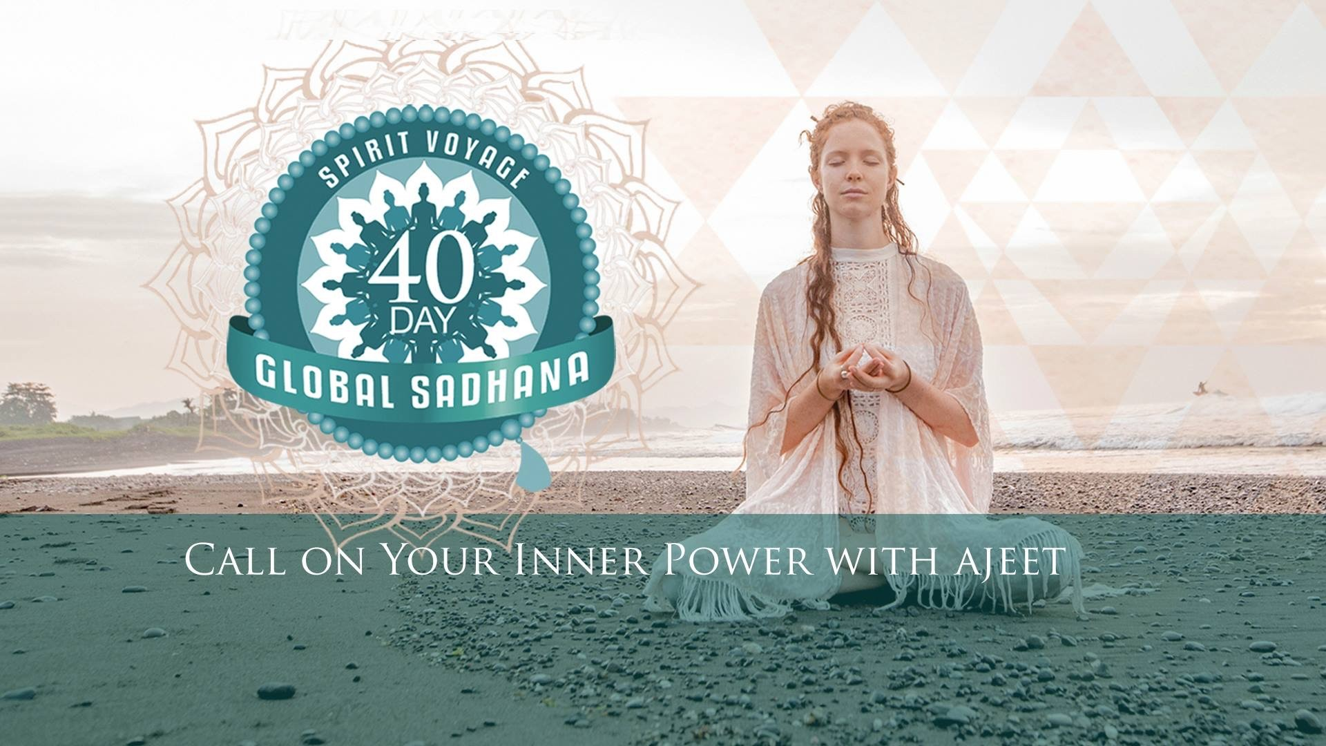 40 day global sadhana start weer op 31/1/18