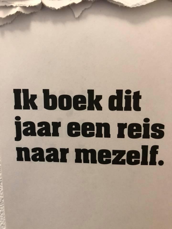 Een reis naar jezelf boeken