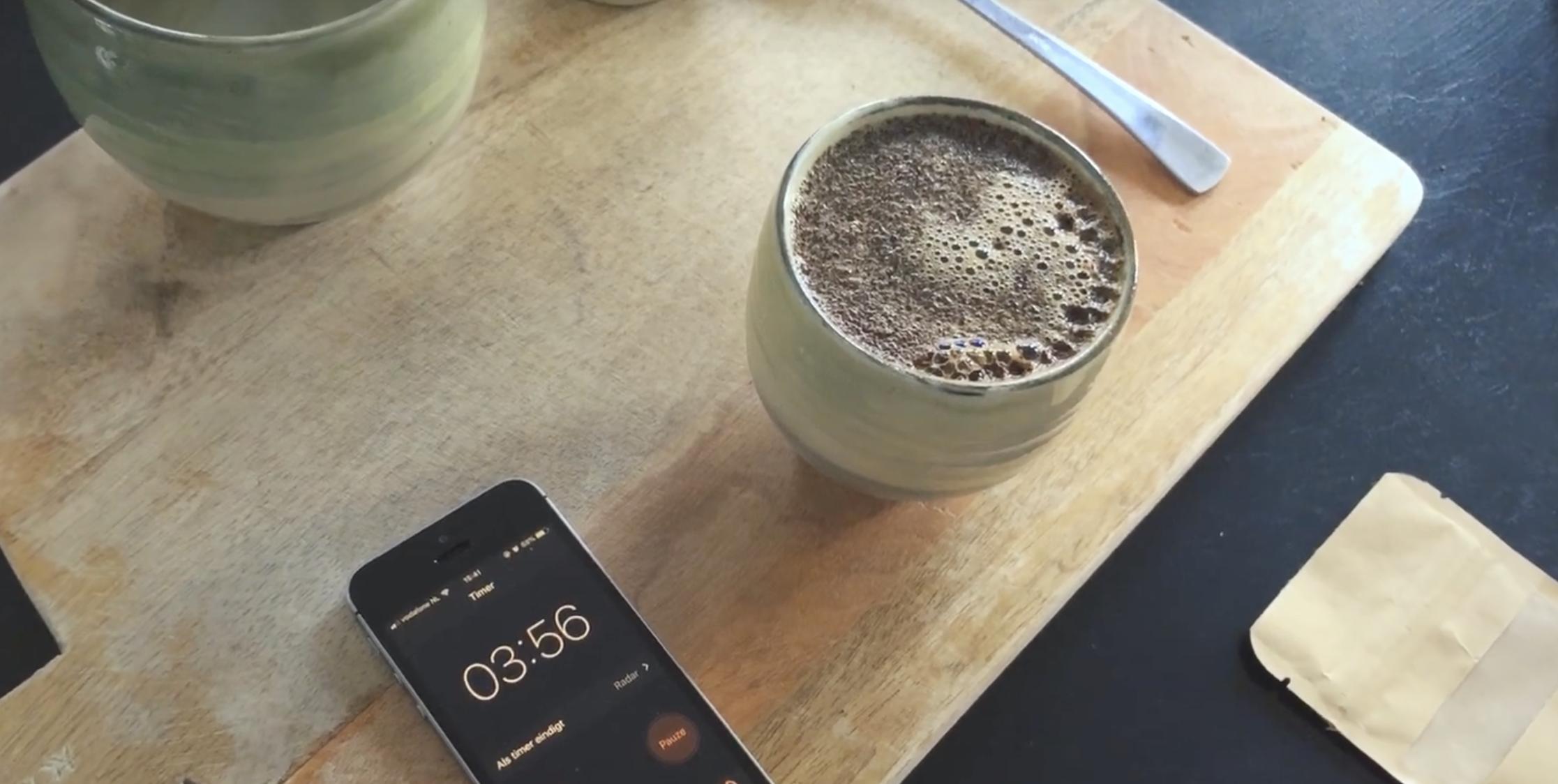 Coffee Cupping manual