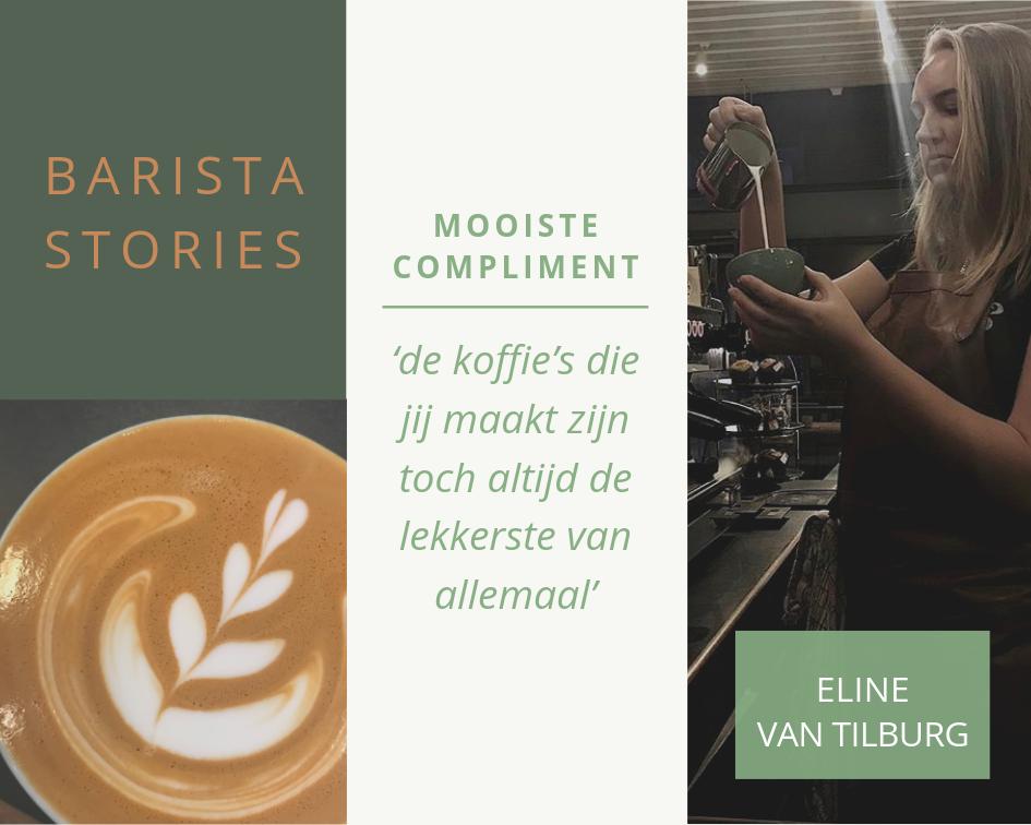 BARISTA STORIES - Eline van Tilburg
